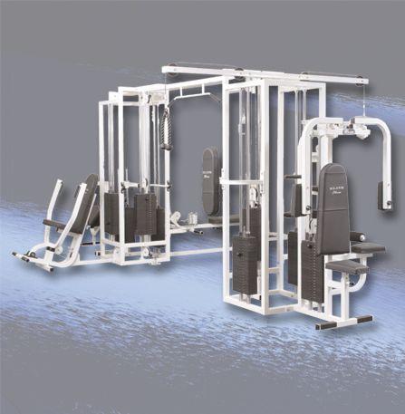All American 8 Way Multi Gym
