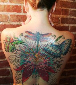 25 Creative Butterfly Tattoo Designs for Women