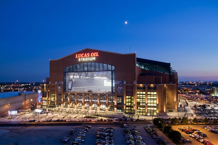 INDIANA:  Attend the Big Ten Football Championship Game in Indianapolis.