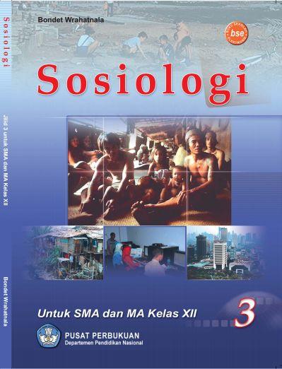 Download Buku Siswa KTSP SMA Kelas 12 Sosiologi 3