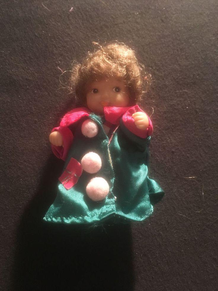 Träumerle Puppe - kleiner Junge - Sammelauflösung - 80er Jahre