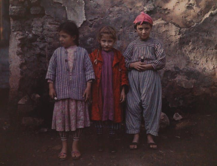 These 18 Autochrome Photos Will Transport You to Another Era | History | National Geographic Australia – National Geographic – julie Pinson-leduc