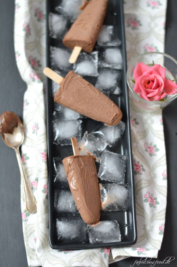 Nutella Creamsicles | Fabulous Food
