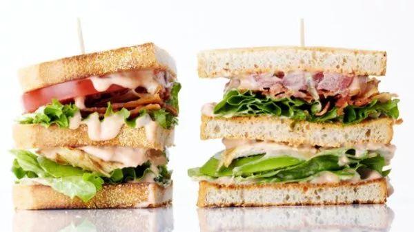 Ideali per #feste e #buffet e #deliziosi #panini #clubsandwich #ricette