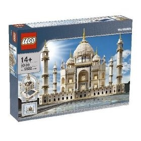 We own the exclusive Taj Mahal so I'm going to incorporate this is display somewhere in the room.