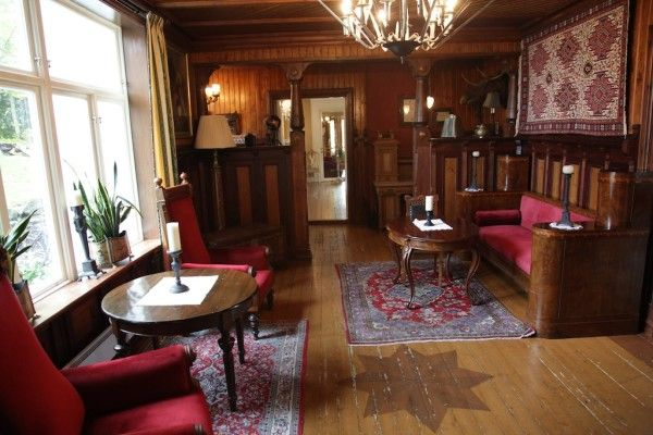 Hotel Losby Gods, Oslo, Norway