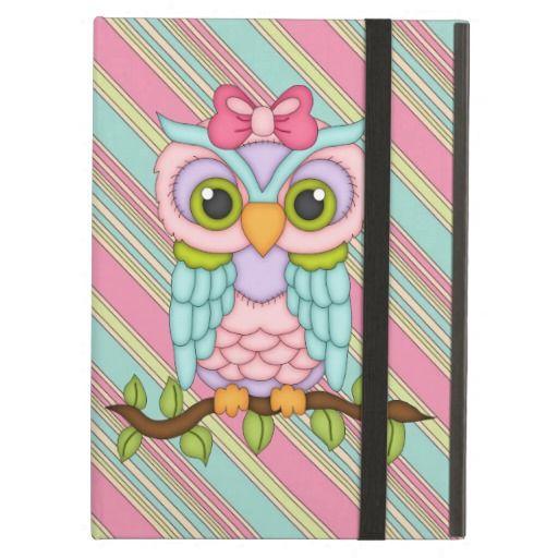 iPad Air Owl Powis case Case For iPad Air