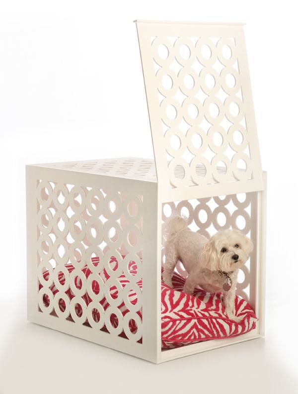 "small mariposa crate | Bella"" in Medium Infinity Crate, Pillow by MFANO"