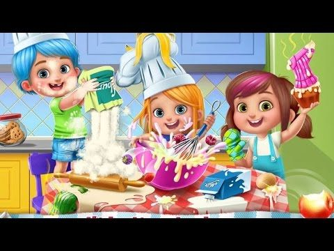 Chef Kids  Cook Yummy Food - Android gameplay TabTale Movie  apps  free ...