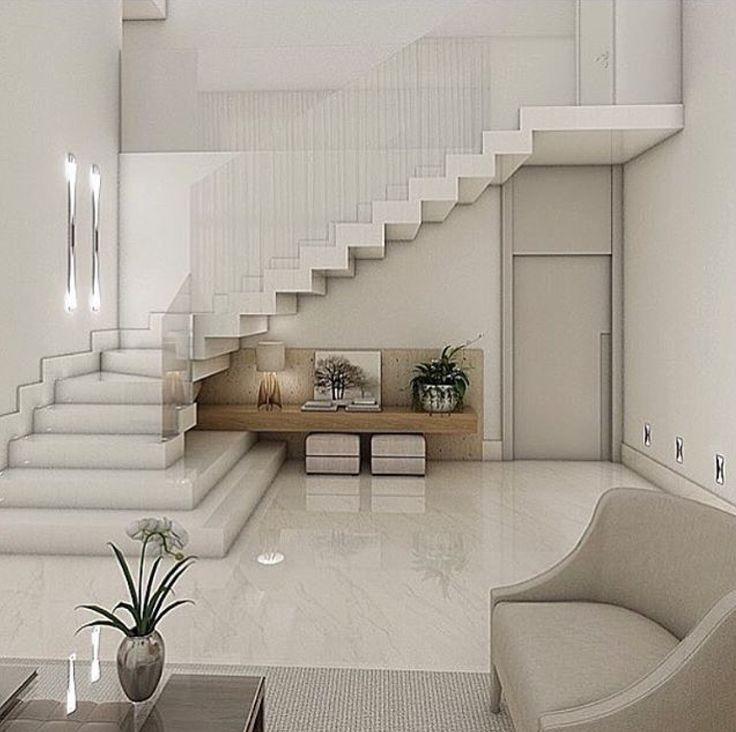 Best Pin By Dyana Anselmo On Sala De Estar Stairs Design 400 x 300