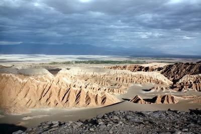 Death Valley, Atacama Desert
