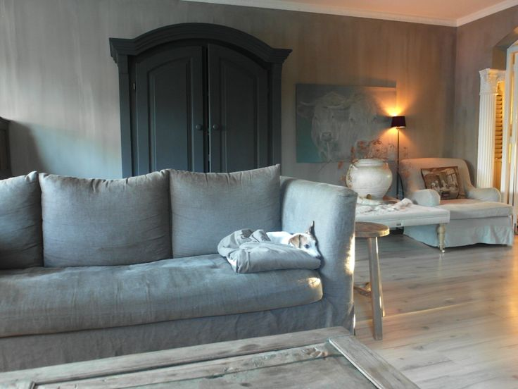 Belgian   Style   Living Room   Sofa   Salon   Ons Huis