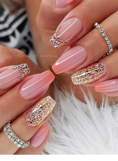 Wedding nails that you'll love – Miladies.net