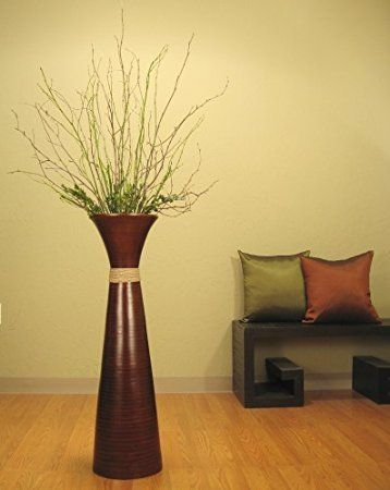 of floor vases product by set wrought design milan home timeless iron