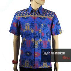 Batik Kombinasi Kalimantan dayak
