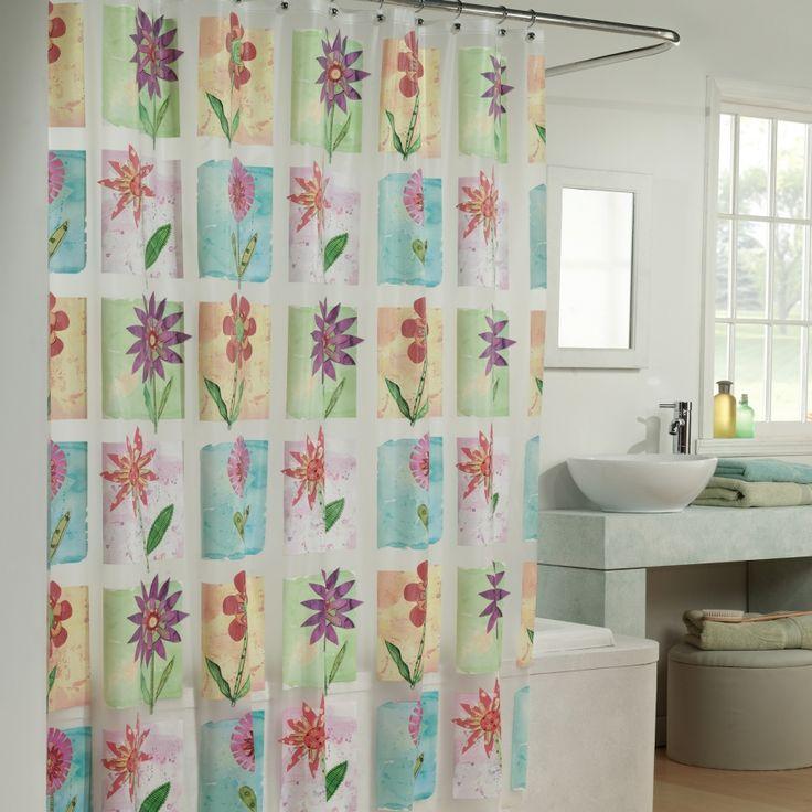 die besten 25 b hmischer duschvorhang ideen auf pinterest. Black Bedroom Furniture Sets. Home Design Ideas