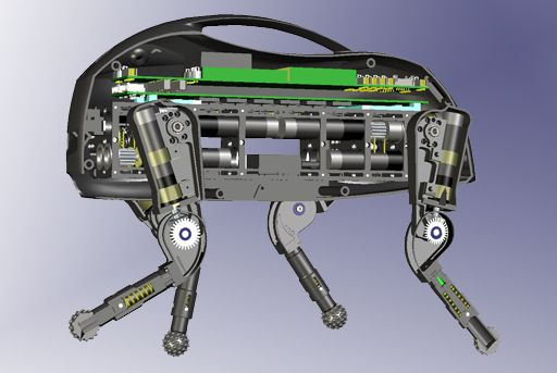 Boston Dynamics: Dedicated to the Science and Art of How Things Move.