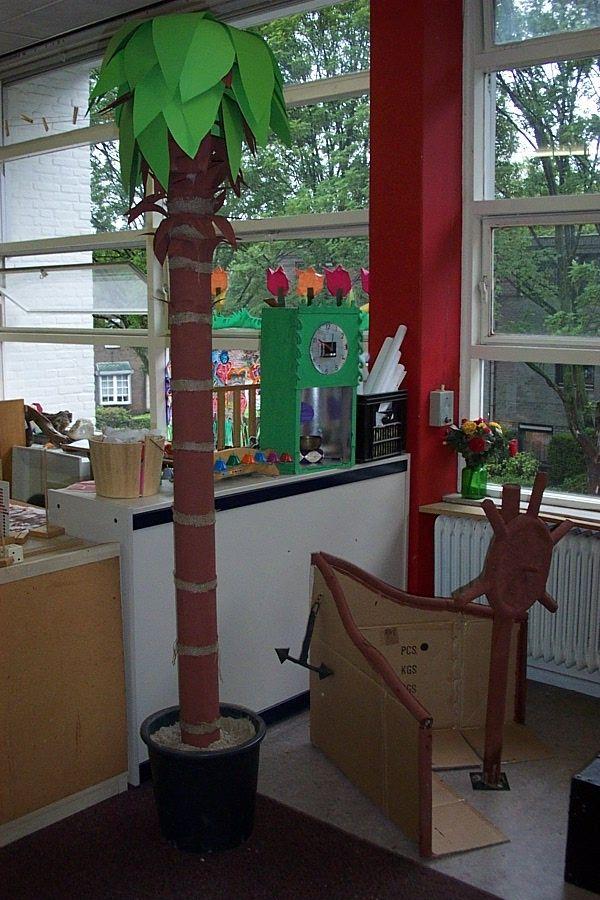 Themahoek Piratenschip 04 Nutsschool Maastricht