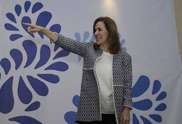 Apenas 50 firmas diarias consigue Margarita Zavala en Puebla - Puebla online