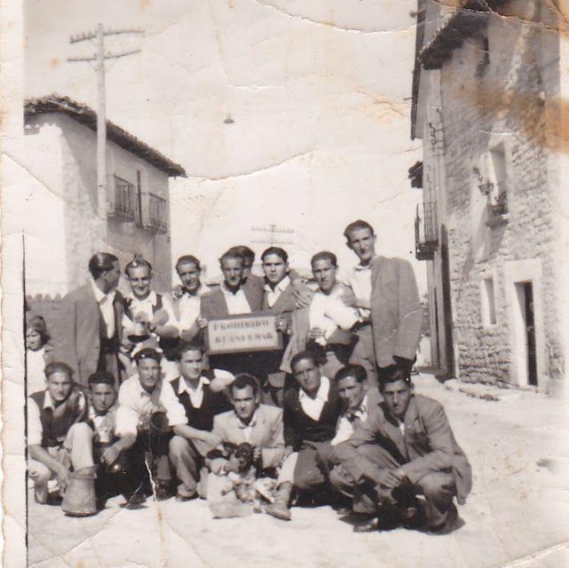 Santacara: Fotos Antiguas de Gente de Santacara(1)