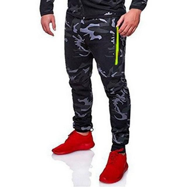 Herren Kompression Leggings Stretch Sporthose Laufhose Gym Training Jogginghose