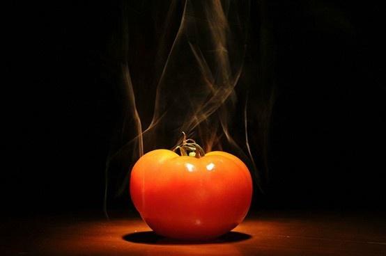 Pomodoro fuma