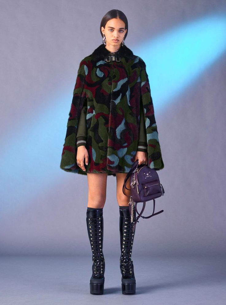 Versace Autumn/Winter 2017 Pre-Fall Collection | British Vogue
