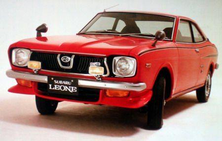 Subaru Leone Coupe 1600 GL