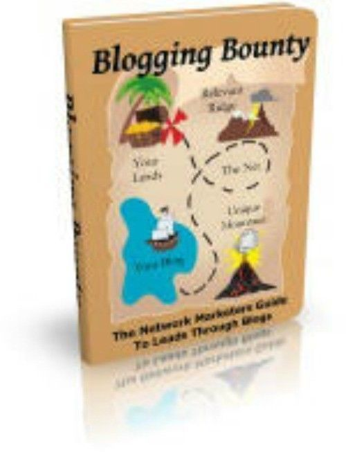 Blogging Bounty(Comes with Private Label Rights)