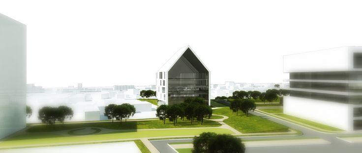 PSYCHIATRIC _ Dr. Sardjito Masterplan Concept, Yogyakarta, Indonesia