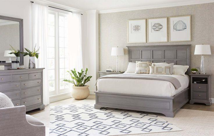 Stanley Furniture Transitional Bedroom Set
