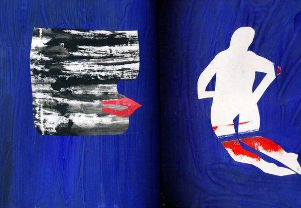 collage by Kristina Kolesnikova