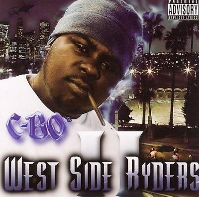 C-BO unleashes WEST SIDE RYDERS 2! This album features a collection of hot new tracks and includes guest performances by: E-40, Tech N9ne, Yukmouth, Young Bleed, Killa Tay, Too $hort among many others