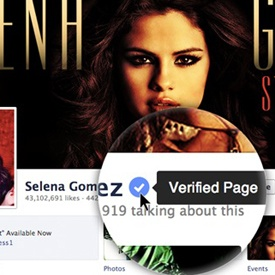 Facebook Rolls Out Verified Pages, Profiles By Chloe Albanesius May 29, 2013