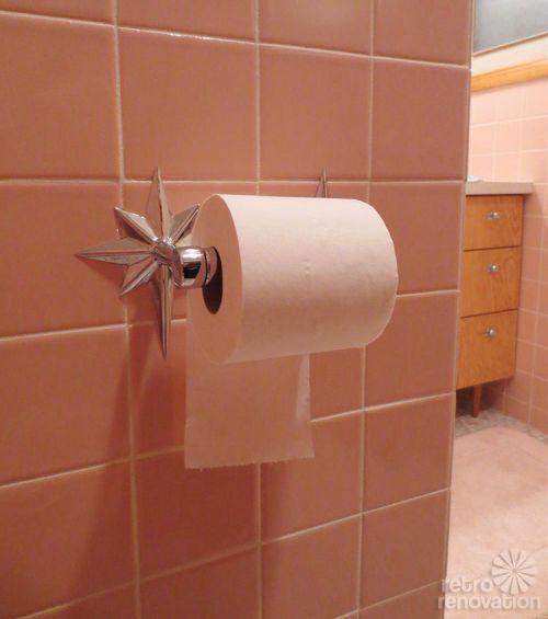 Timeless design toilet paper debate -- over or under? - Retro Renovation