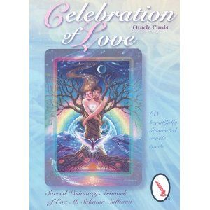 Celebration of Love: Oracle Cards [With 60 Oracle Cards] (Paperback)  http://www.picter.org/?p=0764331833Coaches Website, Female Energy, Eva M Sakmar-Sullivan, Flames Reunions, Soul Mates, Breathtaking Univers, 60 Oracle, Book Jackets, Oracle Cards