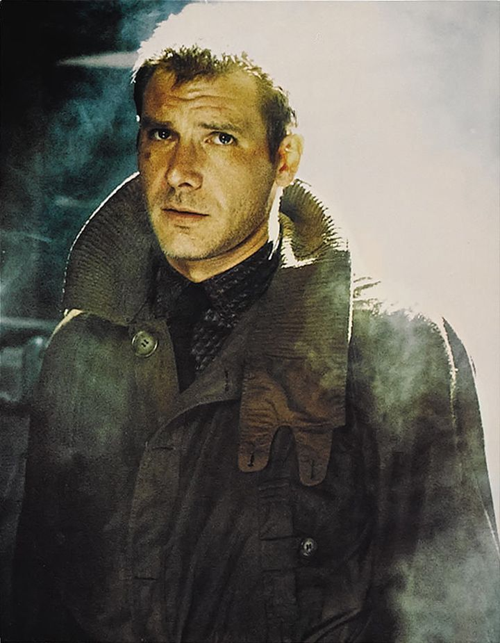 Rick Deckard / Harrison Ford, Blade Runner (1982)