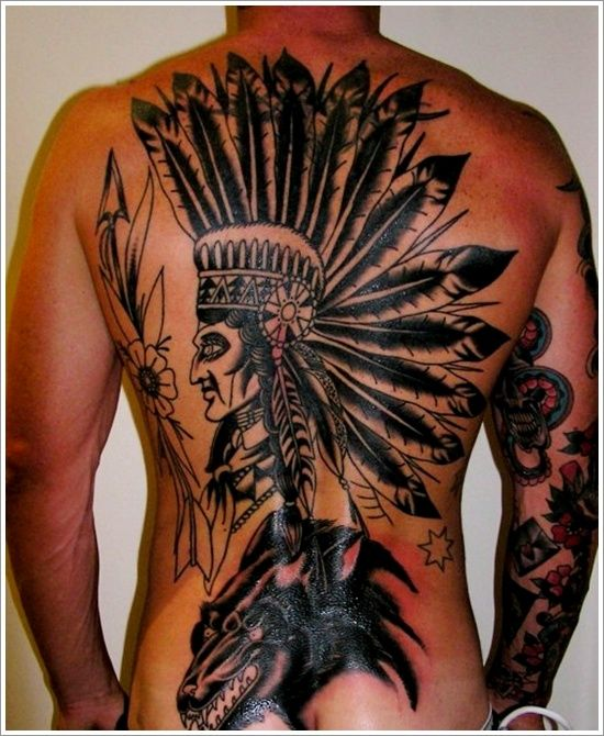 55 Incredible Indian Tattoo Designs Meanings: 1000+ Ideas About American Tattoos On Pinterest