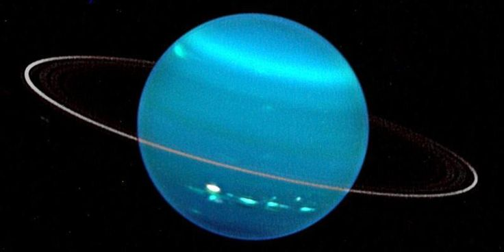 NASA WANTS TO PROBE URANUS IN SEARCH OF GAS  We hear a lot about Mars, Jupiter, and Saturn, and that's because we have extremely fancy hardware floating around and, in some cases, cruising on the surface of those planets. The planets that lie further away from the Sun don't get nearly as much attention, but they may soon, as NASA is currently spitballing some missions that will give us a better look at Uranus than we've ever gotten.   The theoretical missions, which would see NASA spacecraft…
