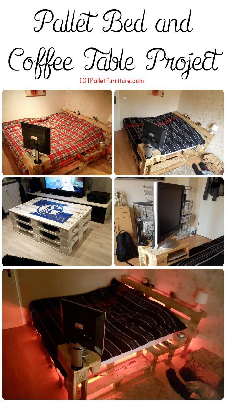 Pallet-Bed-and-Coffee-Table-Project.jpg (720×1280)