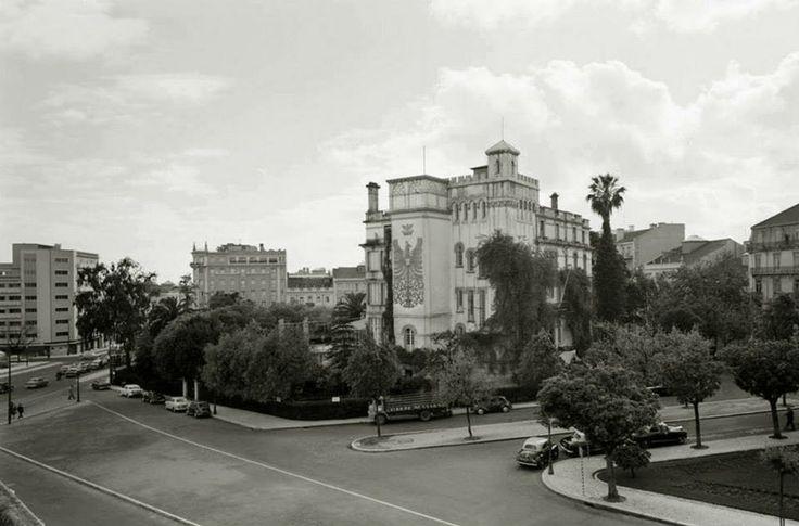 Hotel Aviz (1933-62) - Demolished