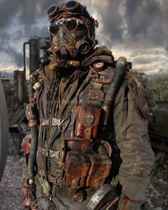 Apocalyptic Soldier Pics: 49 Best Post Apocalyptic Cosplay Images On Pinterest