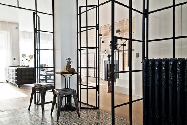 paredes acristaladas de Joanna Freudenreich Kubicek