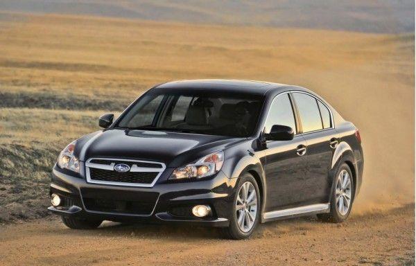 2013 Subaru Legacy Sedan 600x384 2013 Subaru Legacy Review, Performance, Quality, Safety, Features, etc