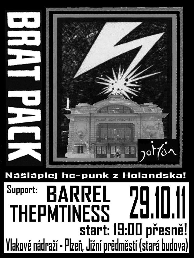 Brat Pack (NL), Barrel (CZ), Themptiness (CZ)