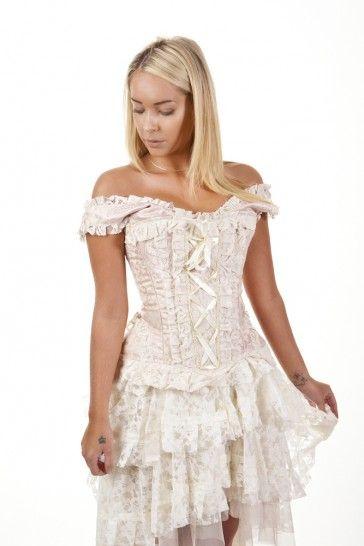 http://www.burleska.co.uk/jasmin-overbust-corset-baby-pink-king-brocade.html  New Jasmin in baby pink king brocade
