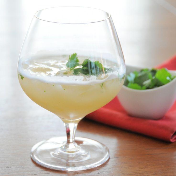 Pear Margarita: Cilantro Pears, Margaritas Recipes, Pears Margaritas, Cocktails Time, Holidays Pears, Teroforma Pears Web1, Cilantro Margaritas, Drinks, Simple Syrup
