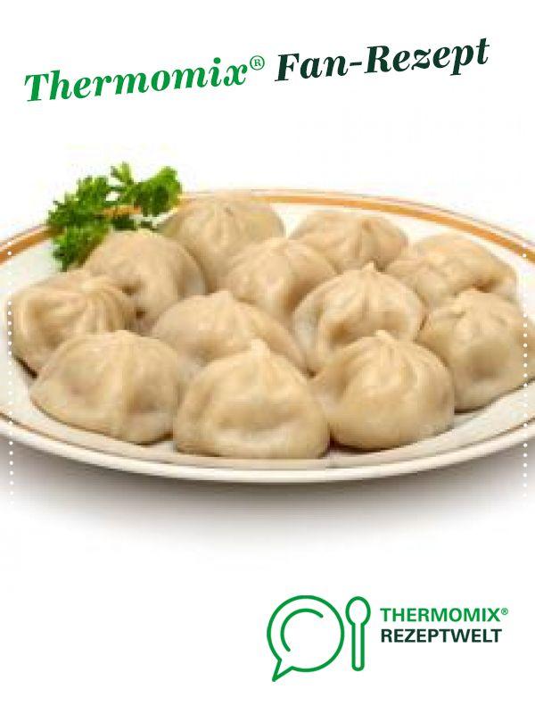 Pelmeni-Teig von Kabock1. Ein Thermomix ® Rezept aus der Kategorie Grundre …   – Thermomix