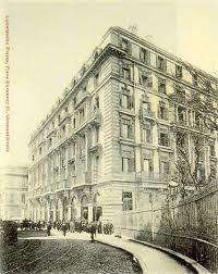 Pera Palace Hotel; Istanbul, Turkey