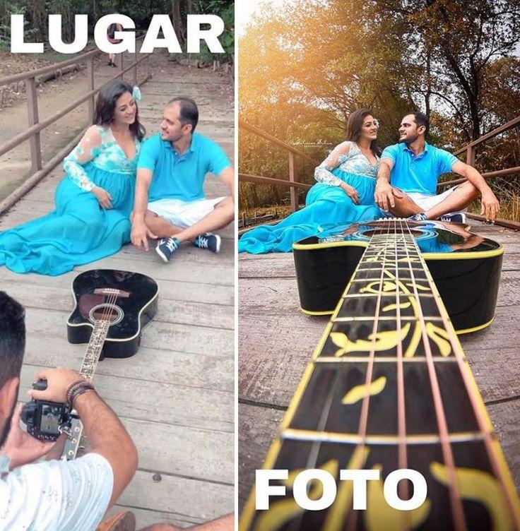 Este fotógrafo profesional cuenta sus trucos de fotografía y son impresionante…